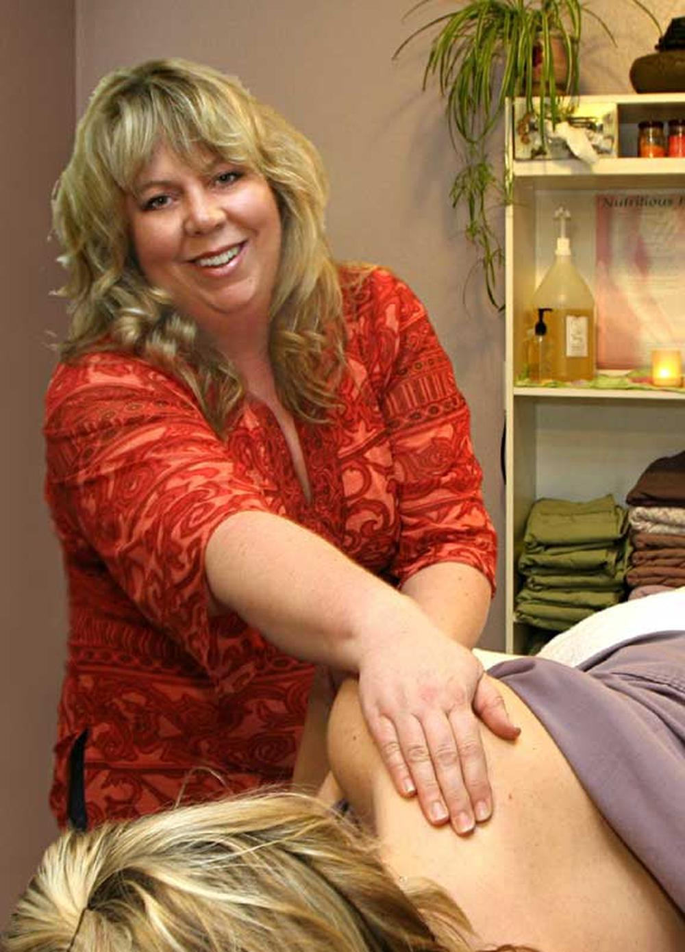 The Mommy Spa