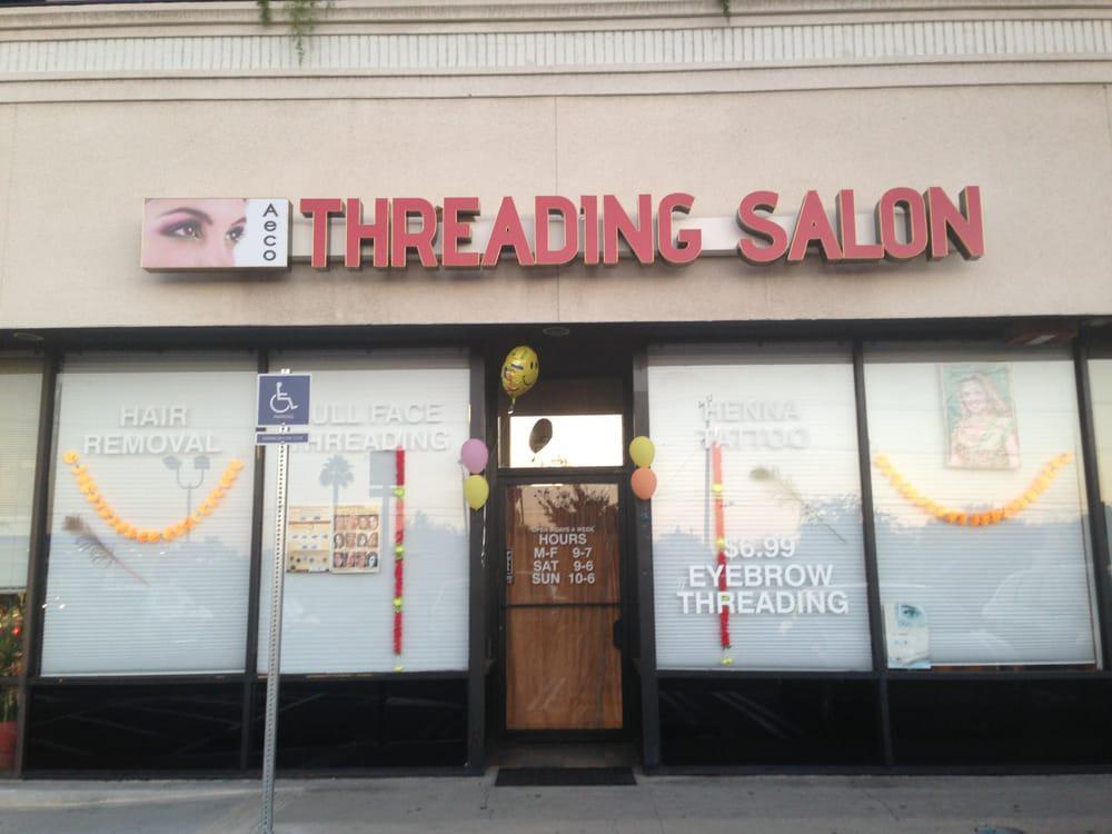 Aeco Threading Salon