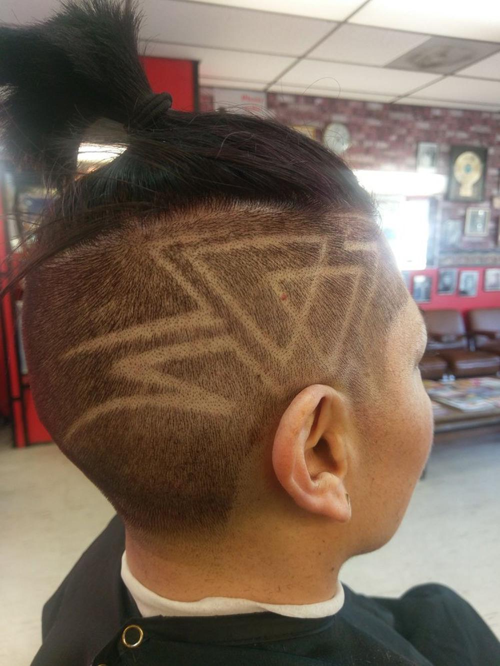 The Hair Razor aka The Barber Shop