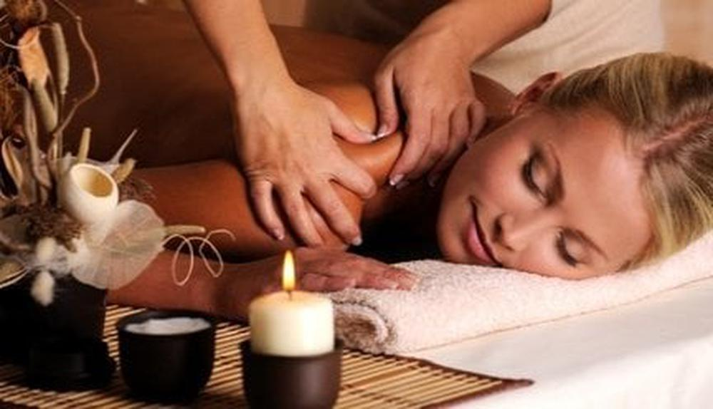 Healthy Foot Massage